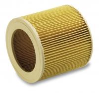 Патронный фильтр для пылесосов Karcher WD 2.200; 3.200; 3.300; 3.500; SE 4001; 4002; MV 2, 3, 3P, 3 Premium