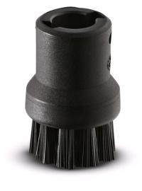 комплект насадок, круглых щеток для парочистителей karcher аксессуары для паропылесосов, пароочистителей, полотера и стеклоочистителей karcher Karcher