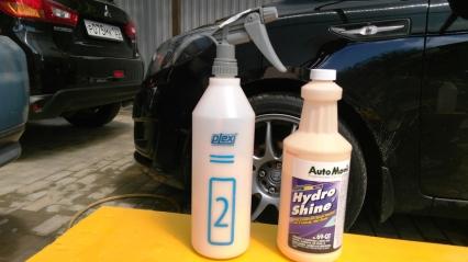 жидкий полимер-консервант auto magic hydro shine 69-qt 960мл автохимия автокосметика Auto Magic