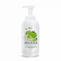 Мыло-пенка Milana сливочно-фисташковое мороженое 500мл