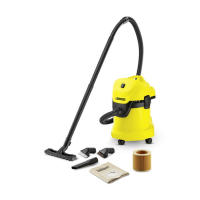 Хозяйственный пылесос Karcher WD 3 Brush Kit